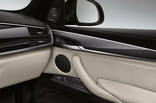 BMW X6 M Sport Edition - interior