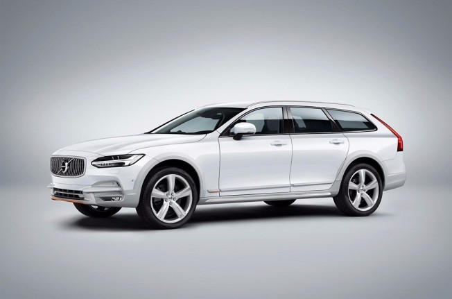 Volvo V90 Cross Country Volvo Ocean Race