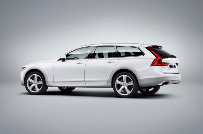 Volvo V90 Cross Country Volvo Ocean Race - posterior