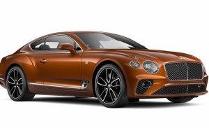 Bentley desvela el nuevo Continental GT First Edition