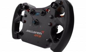 CSL Elite McLaren GT3: el volante que estabas esperando