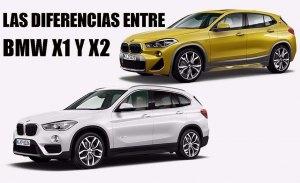 BMW X1 vs X2, conoce sus diferencias