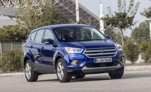 El Ford Kuga será fabricado en Almussafes (Valencia)