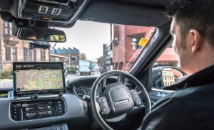 Jaguar Land Rover comienza sus pruebas de conducción autónoma