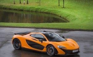Uno de los 14 prototipos originales del McLaren P1 a la venta