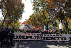 5 claves para entender las protestas de los taxistas el 29-N
