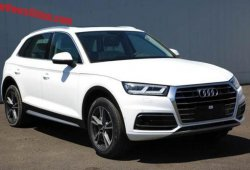 Audi Q5L: el SUV aumenta su distancia entre ejes en China