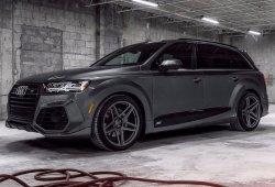 ABT y Vossen se unen paran crear un Audi Q7 muy exclusivo