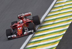 "Vettel deja escapar la pole en Interlagos: ""Frené demasiado pronto"""