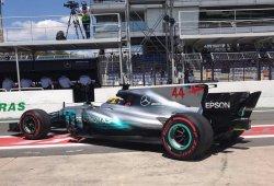 Hamilton no afloja ni con el título ganado