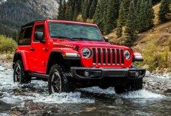 El nuevo Jeep Wrangler será híbrido enchufable en el modelo 2020