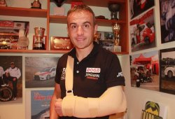Dakar 2018: Joan Font no estará en el Dakar por lesión