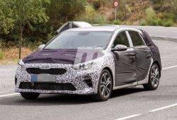 Kia lanzará una variante SUV y Shooting Brake del nuevo Cee'd