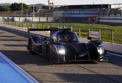 Positivo test de United Autosports rumbo a Daytona