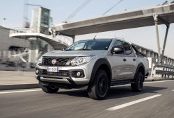 Fiat Fullback Cross: el nuevo pick-up italiano llega a España