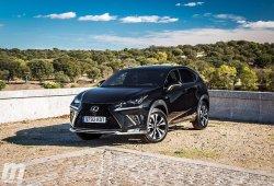 El nuevo Lexus NX 300h 2018 desembarca en España