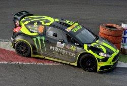 Rossi busca su sexto triunfo en el Monza Rally Show