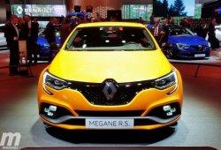 Renault nos revela la concepción del Megane RS 2018 en vídeo