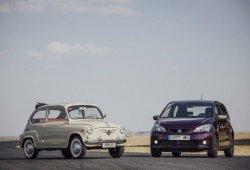 SEAT 600 vs Mii: Sesenta años entre dos modelos con una misma identidad
