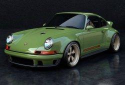 El Singer Porsche 911 más salvaje llega de la mano de Williams