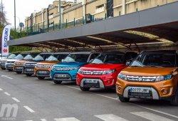 Litros x Kilos: Suzuki Ibérica dona dos toneladas de comida al Banco de Alimentos