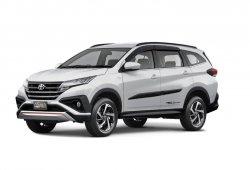 Toyota Rush 2018: el gemelo del nuevo Daihatsu Terios se destapa