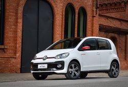 Argentina - Octubre 2017: El renovado Volkswagen Up! llega al Top 10
