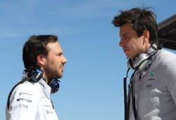 """Wolff: """"Ha quedado claro que la prioridad de Williams es Kubica"""""""