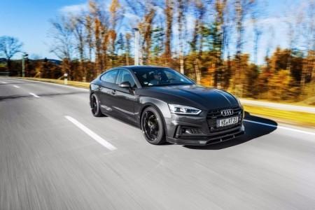 ABT Sportline da una nueva imagen a los Audi S5 y A5 Sportback
