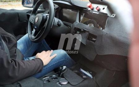 Un vistazo al interior del BMW Serie 1 2019, la esperada renovación del compacto