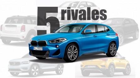 BMW X2: sus 5 rivales más directos