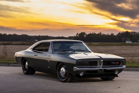 Dodge Charger 1969 Defector: artesanía con el sello Ringbrohers