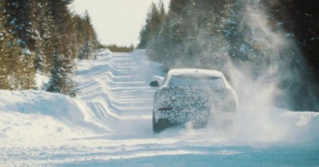 El Lamborghini Urus nos muestra su modo nieve en un nuevo teaser