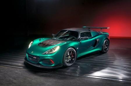Lotus Exige Cup 430: la historia interminable