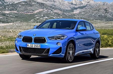 Prestaciones y consumo del BMW X2: conoce todas las cifras