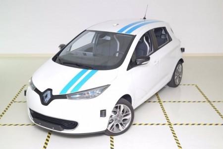 Renault desarrolla un sistema autónomo que evita los obstáculos
