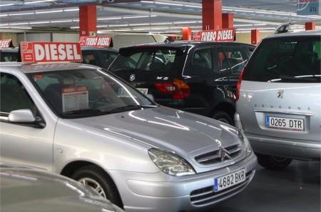 Las ventas de coches de ocasión suben un 13,2% en Octubre de 2017