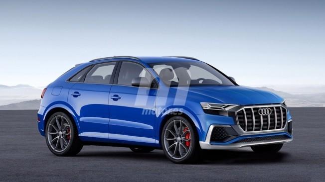 Audi Ampliará La Gama De SUV Con El Futuro Q En Motores - Audi q1