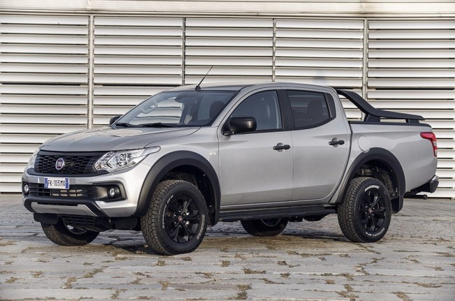 fiat fullback cross el nuevo pick up italiano llega a espa a. Black Bedroom Furniture Sets. Home Design Ideas