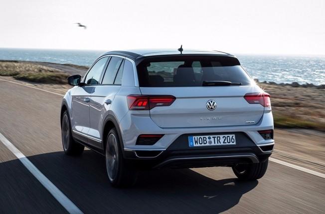 Volkswagen T-Roc 2018 - posterior