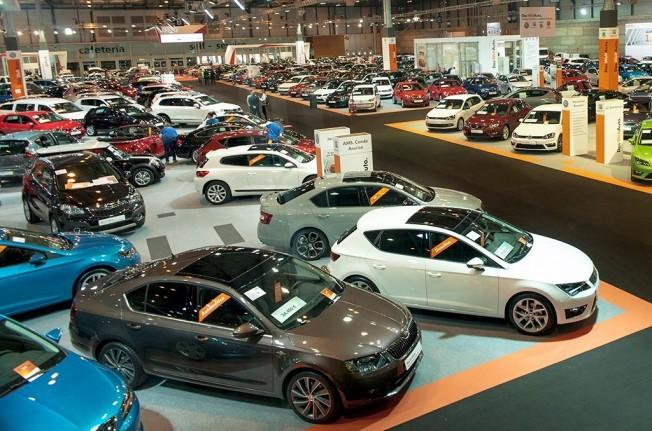 Ventas de coches de ocasión en España - Octubre 2017