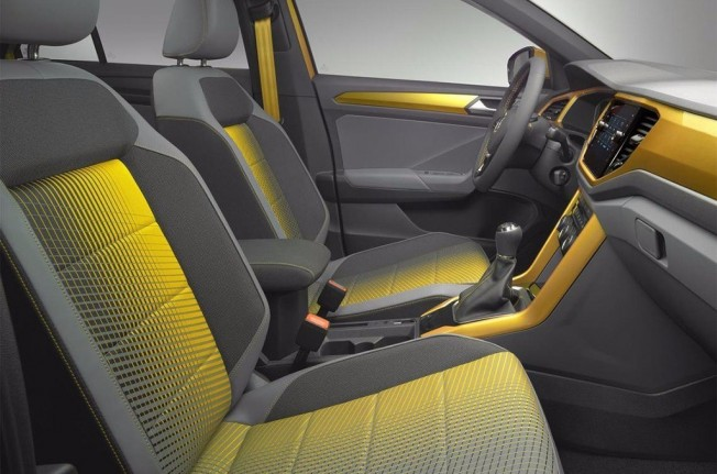 Volkswagen T-Rocstar Concept - interior