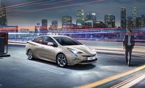 Toyota Prius 2018: la renovada gama mejora la dotación de seguridad