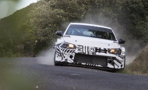 El Volkswagen Polo GTI R5 comienza los test en asfalto