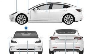Filtrado el manual de usuario completo del Tesla Model 3