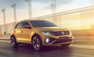 Volkswagen T-Rocstar Concept: el T-Roc prepara su desembarco en China