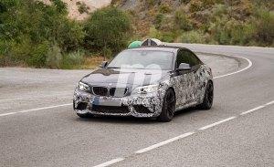 El futuro BMW M2 Competition verá la luz en el Salón de Pekin