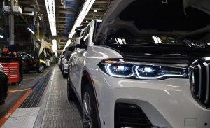Filtrada la lista de equipamiento opcional del nuevo BMW X7