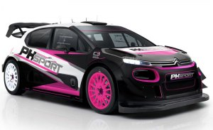 PH Sport compra el primer Citroën C3 WRC privado