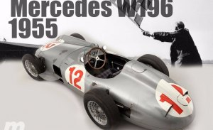 Las máquinas campeonas de la F1: Mercedes W196